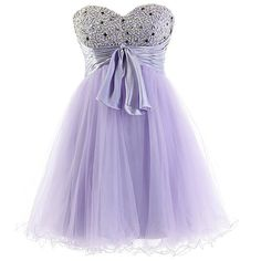 Sweetheart neck lavender tulle short beaded cocktail dresses,A