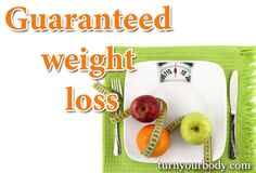 Watermelons are excellent boosters for guaranteed weight loss because they are almost all about water– 90 %.