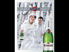 Magazine Martini Moment for Martini and Rossi Asti by Moosylvania Wine Design, Martini, Bubbles, In This Moment, Creative, How To Make, Martinis