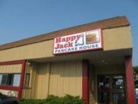 Happy Jack Pancake House ~ Ocean City, Maryland ~ great place for breakfast