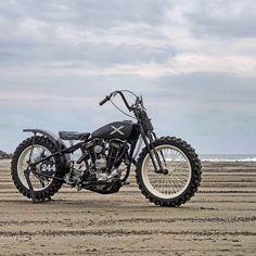 The KRAKEN  #jurassiccustoms #koslow #sandflatsspeedway #sandflatsspeedway2015 #cheetahcustomcycles by toshiyuki_cheetah_4ds
