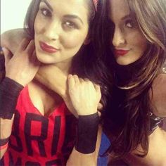 WWE Total Divas Air Date, News Brie and Nikki Bella Reveal One of Them... ❤ liked on Polyvore featuring wwe