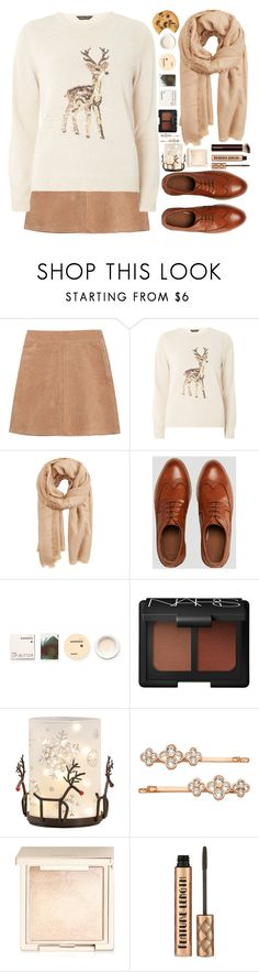 """#1038 Josie"" by blueberrylexie ❤ liked on Polyvore featuring See by Chloé, Dorothy Perkins, MANGO, ASOS, Korres, NARS Cosmetics, Henri Bendel and Jouer"