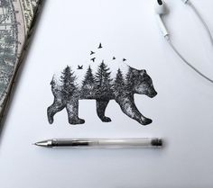 blackinkpenillustrations4