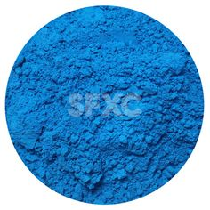 Fluorescent Pigments - Blue - SFXC | Special Effects and Coatings