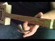 Seasick Steve 3-string secrets - How to Play Cigar Box Guitar by Shane Speal - YouTube