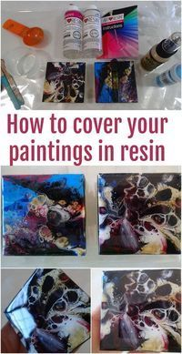 ArtResin to an Acrylic Pour Painting Video tutorial for how to cover your acrylic paintings in resin. Beginner tutorial for resin.Video tutorial for how to cover your acrylic paintings in resin. Beginner tutorial for resin. Acrylic Pouring Techniques, Acrylic Pouring Art, Acrylic Art, Acrylic Paintings, Acrylic Liquid, Tree Paintings, Acrylic Resin, Flow Painting, Pour Painting