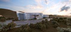 اولین و آخرین پروژه زاها حدید در مکزیک  #مساحت #زاها_حدید #طراحی_آپارتمان #طراحی_شهری #مجتمع_مسکونی #معماری_بومی #معماری_مکزیک #masahat #Zaha_Hadid #Apartments_Design #Urban_Design #Residential_complex #Vernacular_architecture #Mexican_architecture
