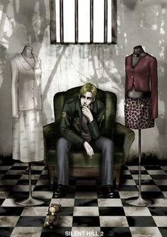 James Sunderland (Silent Hill 2)