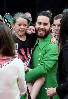 Jared Leto #suicidesquad                                                       …