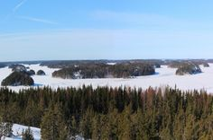 View from Kasberget. Nauvo Finland