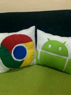 Chrome y Android Chrome, Android, Throw Pillows, Places, Flowers, Photos, Toss Pillows, Pictures, Cushions