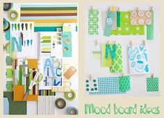 This post offers advice about how to create a mood board (also known as an inspiration board). Mood boards help creative people, from fashio...