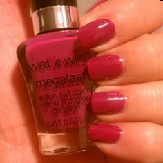 Through the Grapevine by Wet 'n Wild  #swatches #nailpolishswatches #wetnwild #nails