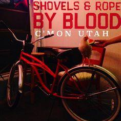 Blood C, Shovel, Mississippi, Acoustic, Utah, Indie, Folk, Singer, Country