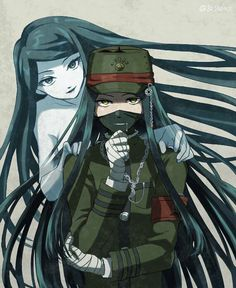Korekiyo Shingujii and His Sister // New DanganRonpa V3 Killing Harmony