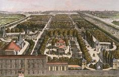 London Then and Now: Vauxhall Pleasure Gardens