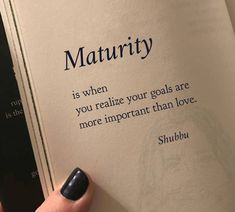 Maturity, True Quotes, Cards Against Humanity, Goals, Love, Amor, El Amor, I Like You, Truth Quotes