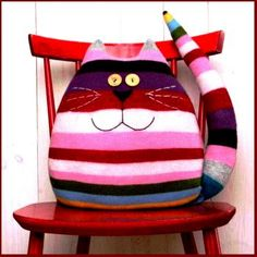 Chair Cat (64 pieces)