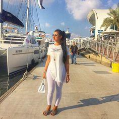 I don't need fashion,,,fashion needs me 😉#F12015#yas#abudhabi#yacht#Fashion🏁