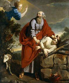 Rembrandt, Claude Monet, Philippe De Champaigne, Father Abraham, Cain And Abel, Royal Art, God Will Provide, Religious Paintings, Les Religions