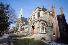 pullman illinois - Pullman Historic District