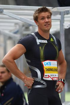 Andreas Thorkildsen -  Norwegian javelin thrower