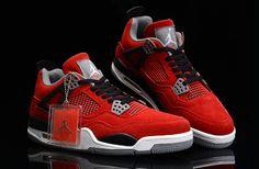 Jordan4s - suede