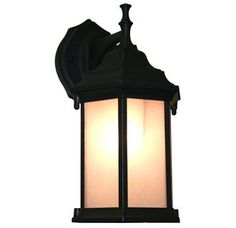 """$36.00  12"""" View the Z-Lite T21-F Waterdown 1 Light Outdoor Wall Sconce with Seedy White Shade at Build.com."""