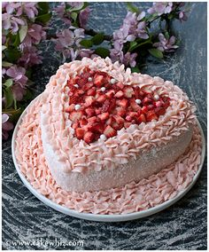 pink velvet cake mad