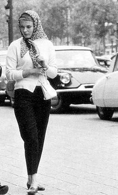 Jean Seberg--timeless