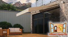 Tende da Sole a Bracci con Piastre Separate modello Mediterranea Solar, Garage Doors, Torino, Showroom, Outdoor Decor, Home Decor, Decoration Home, Room Decor, Home Interior Design