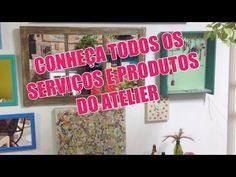 Tudo que você sempre quis saber sobre os produtos e serviços do Além da Rua Atelier - YouTube