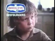 Bird's Eye Beef Burgers - Classic UK TV Advert