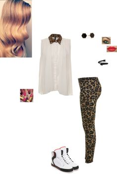 """""""..."""" by ohsnapitzchasy ❤ liked on Polyvore"""
