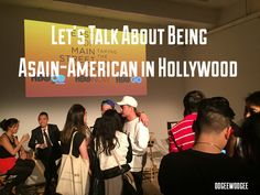 East of Main Street: Taking the Lead.  Is an HBO documentary that focuses on the Asian American experience.