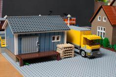 Cargo area.