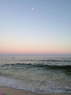 A shot of the moon over Perdido Key taken September 15, 2013 by Rebecca Ingle!