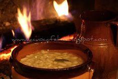 LA CUOCA FELICE: FAGIOLI NEL FIASCO, ANZI... NELLA PIGNATTA, CON ABBINAMENTO Fagioli, Terracotta, Fondue, Beef, Cheese, Ethnic Recipes, Meat, Terra Cotta, Steak