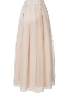Shop Brunello Cucinelli A-line maxi skirt in Satù from the world s best  independent boutiques ae64d640b07f