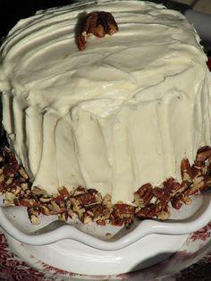 Fabulous Carrot Cake Recipe