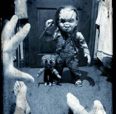Meet Chuckie's little minion
