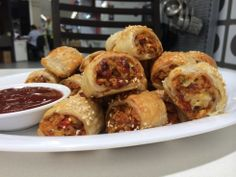 Vegetarian Sausage Rolls - MM Made these and they are great!