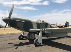 For Sale: The Last Unrestored Mustang In Original Military Configuration Reno Air Races, Used Aircraft, Airplane For Sale, Private Plane, P51 Mustang, Military Aircraft, Rolls Royce, Fighter Jets, Aviation