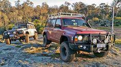 Patrol Gq Australia