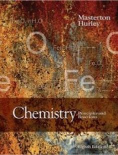 Chemistry: Principles and Reactions 8th Edition pdf download ==> http://www.aazea.com/book/chemistry-principles-and-reactions-8th-edition/