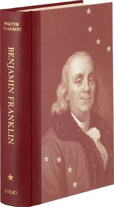 #23 Benjamin Franklin by Walter Isaacson    An interesting person during an interesting time in our history.  This is very well written.