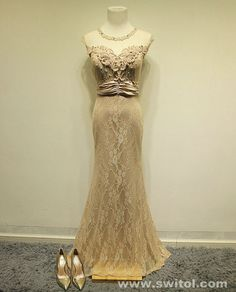 2015 hot sale exclusive custom handmade vintage charming mermaid long lace evening dress gown pageant dresses for women http://www.switol.com/collections/formal-dress/products/cr14121118