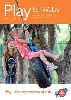 Play Wales | Chwarae Cymru - Play for Wales magazine