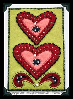 Inspiration for February 14th hand made cards?